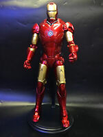 1/6 Scale IRON MAN MARK 3 III 12'' BY EMPIRE TOYS DOLL STATUE MODEL GIFT NIB