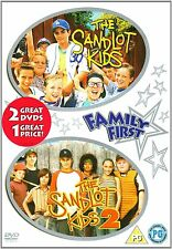 The Sandlot Kids / The Sandlot Kids 2 (DVD, 2006, 2-Disc Set) New/Sealed