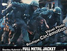 Photo Cinéma 28x35.5cm (1987) FULL METAL JACKET Stanley Kubrick - Modine TBE a