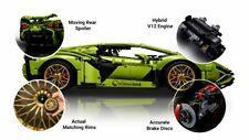 LEGO 42115, Technic Lamborghini Sián FKP 37- (NEW SEALED BOX),  3696 Pcs, Rare!