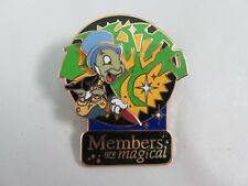 Disney Vacation Club 2004 Jiminy Cricket Ak Members are Magical Dvc Le Wdw