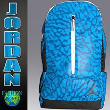 Nike Jordan 85 Flo-Mo Pro Pack Backpack Laptop School Bag 9A1776 Lagoon Blue