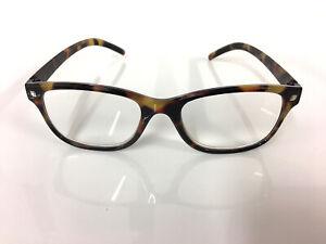 Nine West NS0317 Eye Glasses Reading Brown Tortoise Frames