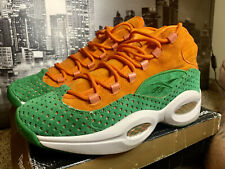 """Reebok Question """"SNS"""" 15 Stars. Mens Sz. 10 USED. Only Been Worn 2x."""