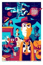 Toy story by Tom Whalen - Variant - Rare sold out Mondo print