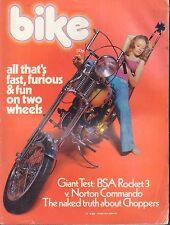 Bike Summer 1971 BSA Rocket 3 031417nonDBE