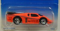 Hot WHot Wheels Orange GT Racer Car 15964 468 5SP New