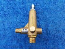 PRESSURE WASHER INTERPUMP K5.1UNLOADERVALVE 36-3028-41 BREVETT FLOW SENSITIVE