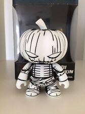 Toy2r Mini Qee Samurai Pumpkin By Jon-Paul Kaiser