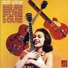 Eclectic Guitar by Chet Atkins (CD, Apr-2007, Él) NEW