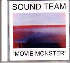 (CJ674) Sound Team, Movie Monster - 2006 CD