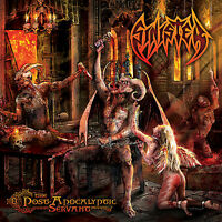 SINISTER - The Post-Apocalyptic Servant - Digipak-2CD - 205866