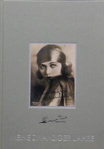 BAUHAUS - Meine Zwanziger Jahre - Zeichnungen, Mode und Autographen