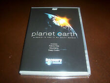PLANET EARTH Discovery Channel BBC Classic Nature Series 3 Episode DVD NEW
