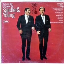 SANDLER & YOUNG - SIDE BY SIDE - CAPITOL LP  - STILL SEALED