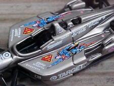 Jimmy Vasser Raw Bare Metal Superman 1999 Indy Cart Open Wheel Racing Car 1/64