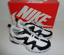 Nike Ladies New White AIR MAX Gravitation Trainers Shoes Lace New RRP £90 Size 5