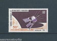 TAAF - POSTE AÉRIENNE - 1966 YT 12 - TIMBRE NEUF* petite charnière