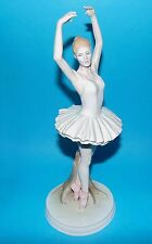 ROYAL WORCESTER Figurine Ballerina ballet ' Graceful moment ' L/E CW492 1st q
