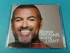 George Michael - White light  ( 4 track CD single) NUOVO SIGILLATO / MINT SEALED