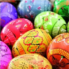 """Pack of 20 Easter paper napkins """"Coloured Eggs"""" - 33x33cm - 3ply / D"""