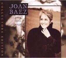 Gone From Danger 0805520030465 by Joan Baez CD