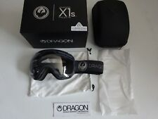 Dragon X1S Echo Transitions Clear Snow Goggle NIB NEW 2017 $269.99