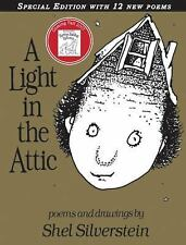 A Light in the Attic by Shel Silverstein (2009, Hardcover, Special)