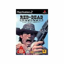Used PS2 Red Dead Revolver Japan Import