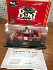 Revell Nascar 98 Budweiser Louie The Lizard Bud Racing Monte Carlo 1/24 Die Cast