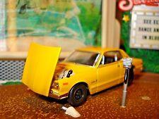 "1971 71 NISSAN ""DATSUN"" SKYLINE GT-R LIMITED EDITION 1/64 JAPANESE CLASSIC CAR"
