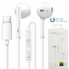 Huawei CM33 Écouteurs pour P10/P20/P30 - Blancs