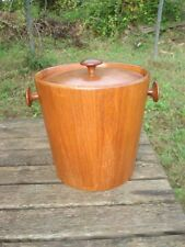 -1960 Teck Ice Bucket Scandinavian Designer : Jens Quistgaard
