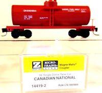 Z MTL 14419-2 CN 39' Single Dome Tank Car NIB