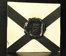 De FREMOND de la MERVEILLERE Cachet d cire armoirie seal Sceau tampon héraldique