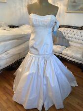 #305 Elizabeth D'arcey Coutour Wedding Gown NWT SZ 10