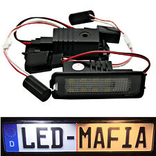 Seat Altea XL Exeo ST Leon 2 3 6J - LED Kennzeichenbeleuchtung Module - 6000K