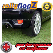 rallyflapZ FORD FIESTA Mk6 ST150 (02-08) Mud Flaps Kit Performance Black Kaylan