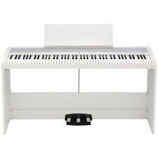 Korg B2SP White - Pianoforte Digitale Bianco 88 Tasti con Stand