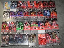 BUILD YOUR OWN LOT SIZE >100 AVAILABLE MARVEL LEGENDS EMPTY 6 INCH FIGURE BOXES