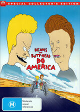 Beavis and Butt-Head Do America - Special Collector's Edition - DVD