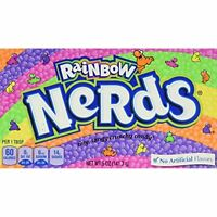 Rainbow Nerds Candy Pack of 3