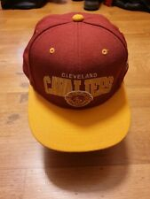 Cappello ORIGINALE Cleveland Cavaliers Mitchell Ness adjustable fit d07bddaa450e