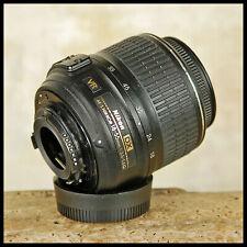 VR Vibration Nikon AF-S Digital fit 18 55mm DX Wide Zoom G ED D3100 D3200 etc