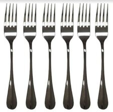 Lifestyle Zaria Dinner/Table Fork Set of 6