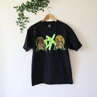 DX Shawn Michaels Triple H WWE WWF WCW ECW Wrestling T Shirt M Medium