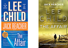 Jack Reacher: The Affair 16 by Lee Child (2012, Paperback)