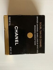 BNWB, Genuine Chanel Soleil Tan De CHANEL Bronzing Makeup Base, 30g