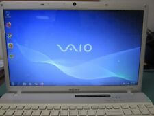 "Sony Vaio VPCEB PCG-71312L Genuine 15.5"" LCD Screen /Hinges  / Webcam Assembly"