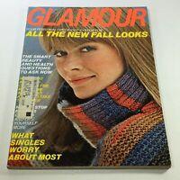 VTG Glamour Magazine: September 1976 - Charly Cover Newsstand/No Label